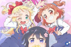 Anime Watashi ni Tenshi ga Maiorita! giới thiệu diễn viên mới