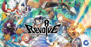 Revolve8 - Game mobile chiến thuật tuyệt phẩm đến từ Nhật Bản