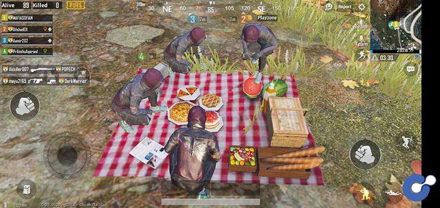 """Zharki trở thành địa điểm picnic """"hot"""" nhất PUBG Mobile"""
