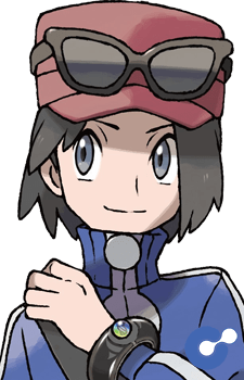 Calme (Pokemon Generations)