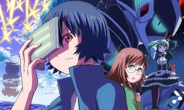 6 Anime tương tự Planet With