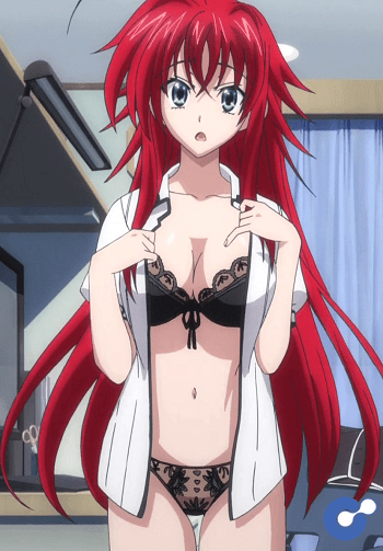 Rias Gremory – High School DxD