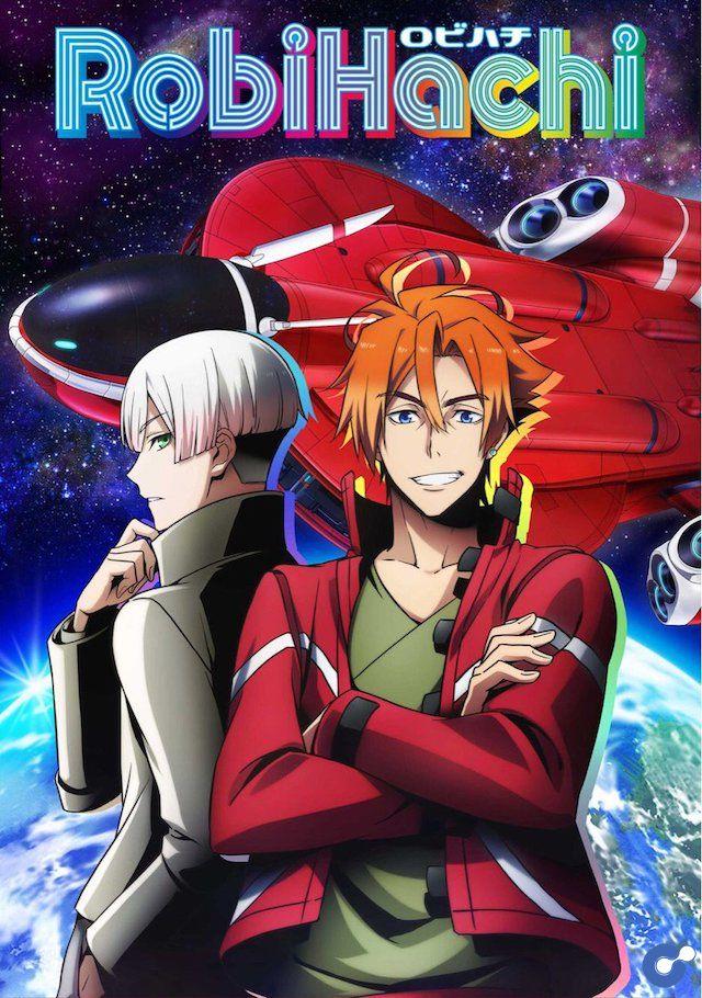 Anime RobiHachi giới thiệu dàn nhân sự