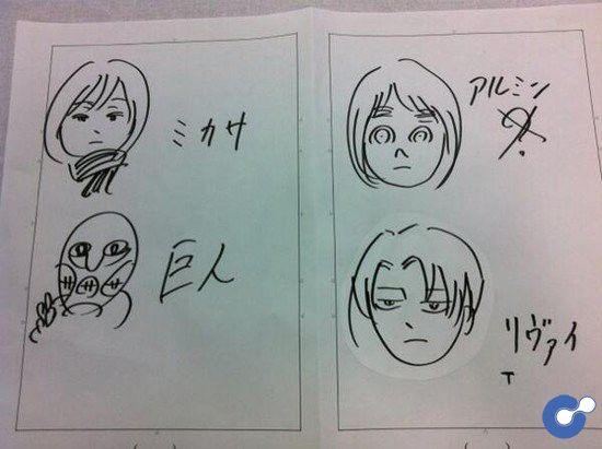 Chỉ vì vẽ quá xấu, Attack on Titan suýt chút nữa đã không được xuất bản