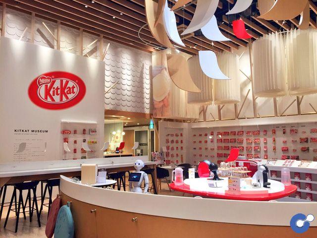 Kit-Kat giờ đây cũng đã có viện bảo tàng trưng bày riêng ở Nhật Bản