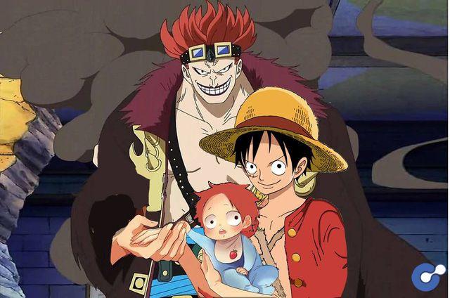 [Spoiler One Piece 926] Mới ở chung mấy ngày, Luffy và Kid đã có con với nhau?