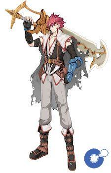 Flay Gunnar (Mana Khemia: Alchemists of Al-Revis)