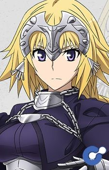 Jeanne d'Arc (Fate/Apocrypha)