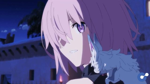 Anime Fate/Grand Order: Zettai Majuu Sensen Babylonia tung Visual mới