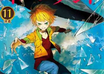 Bảng xếp hạng Manga tuần [31/01/2019]