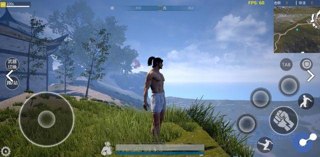 Game kiếm hiệp sinh tồn Võ Hiệp X mở thử nghiệm trên Android từ 24 - 30/1