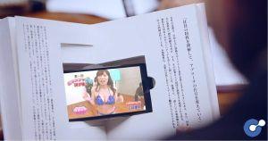 Phát minh hài hước giúp dân văn phòng Nhật Bản chơi trộm smartphone trong khi họp hành