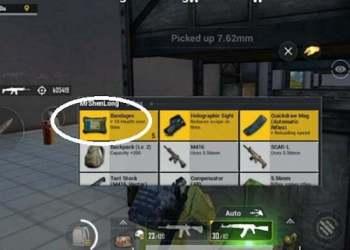 5 món đồ vô dụng nhất trong PUBG Mobile