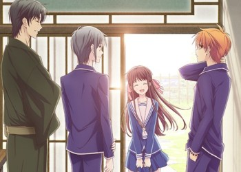 Anime Fruits Basket tung trailer mới ấn định ngày ra mắt chính thức