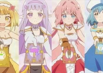 6 Anime tượng tự Endro~!