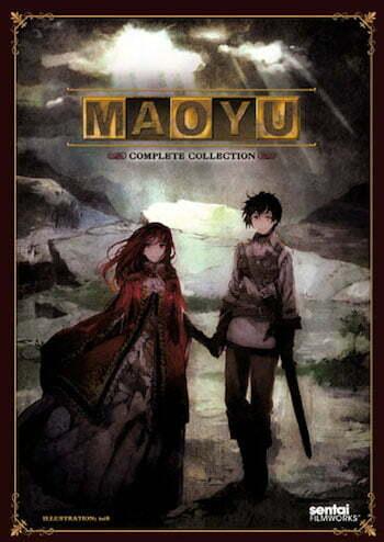 Maoyuu Maou Yuusha (Maoyu ~ Archenemy & Hero)