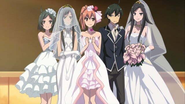 Anime Yahari Ore no Seishun Love SNAFU sẽ có Season 3