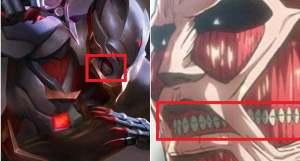 Liên Quân Mobile: Tạo hình của tướng Hayate được nghi là lấy cảm hứng từ Attack on Titan