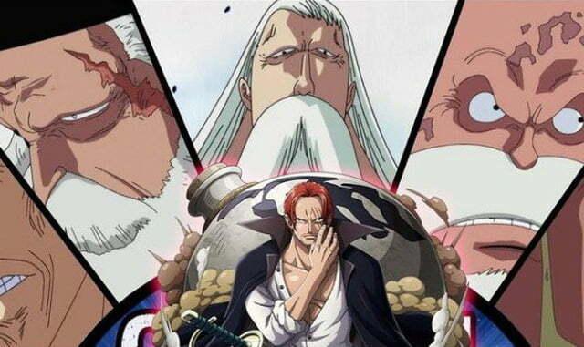 One Piece: Gã hải tặc bí ẩn mà Shanks muốn nhắc đến với Ngũ Lão Tinh có thể là cha của vị Tứ Hoàng này?