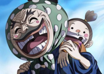 Spoil One Piece 941: Hóa ra lão Yasu hay cười chính là Cậu bé giờ sửu, một người trung thành phục vụ cho gia tộc Kouzuki