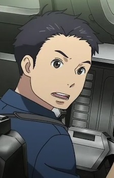 Shigou Kakei (Aldnoah.Zero)