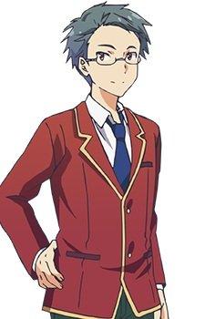 Teruhiko Yukimura (Youkoso Jitsuryoku Shijou Shugi no Kyoushitsu e)