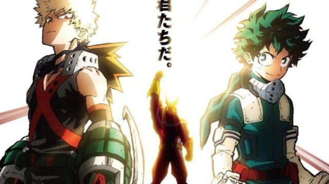 Bất ngờ chưa, Anime My Hero Academia hé lộ một nhân vật phản diện mới toanh... mặc dù đã xuất hiện từ lâu