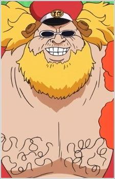 Machvise (One Piece)