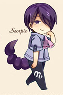 Hổ Cáp - Scorpius