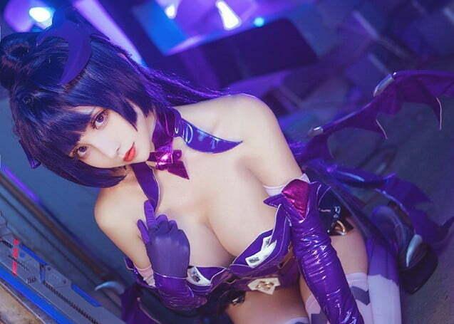Cùng ngắm nhìn vẻ đẹp ma mị, hút hồn của nữ nhân vật trong Honkai Impact 3