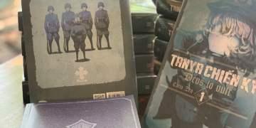 Ra mắt light novel Tanya chiến ký: Khúc chiến ca về cuộc sống