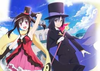 Anime Hatena Illusion giới thiệu thêm diễn viên mới