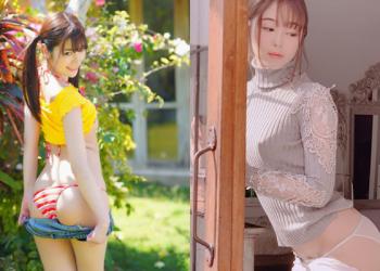 Ngắm loạt ảnh quyến rũ của các mỹ nhân phim người lớn trong ngày mông đẹp tại Nhật Bản
