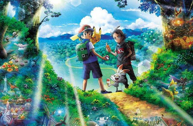 Pokemon tung ra poster và trailer chính thức của series phim mới nhất