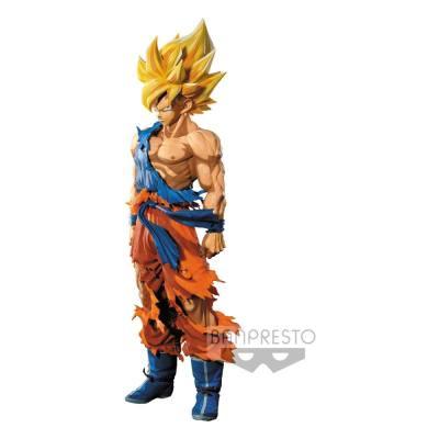 Super Saiyan Goku Manga Dimensions Figure