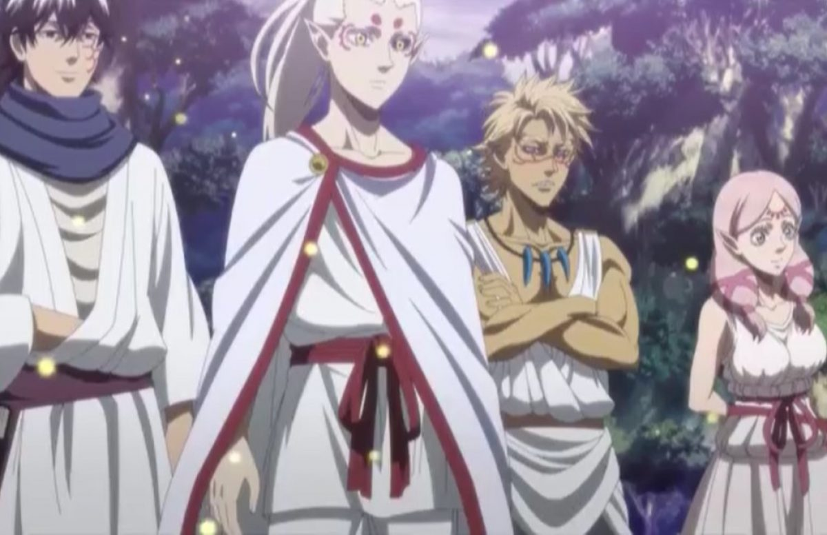 black clover anime announces new movie