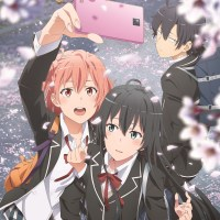 My teen romantic comedy SNAFU saison 3