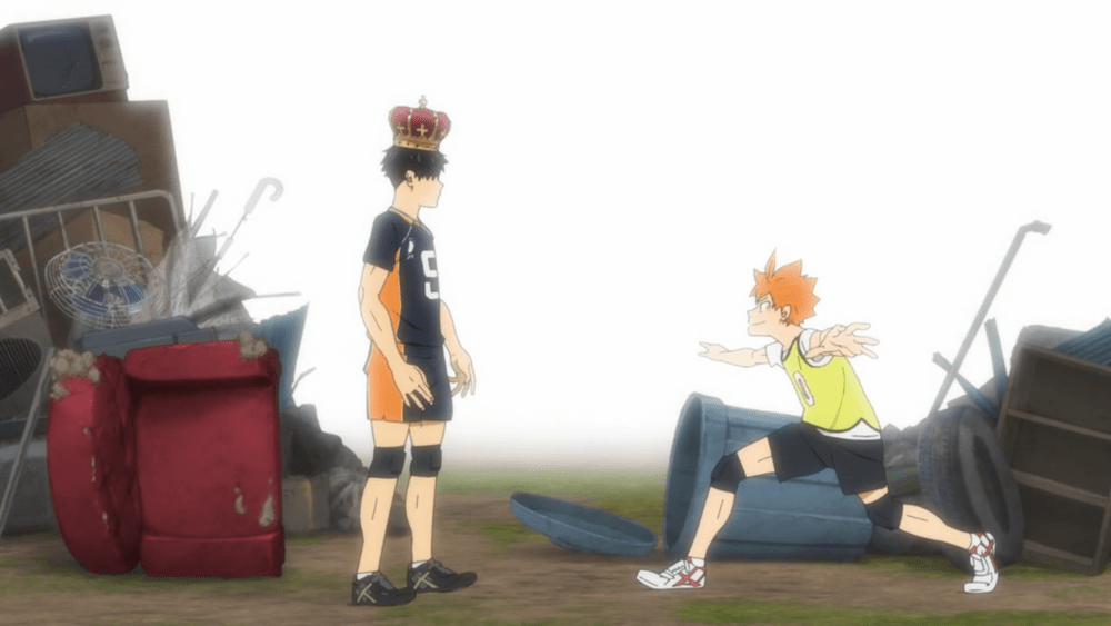 Can Kageyama and the rest Karasuno get along. The King of the Court returns in Haikyuu!! Fourth Season Episode 7