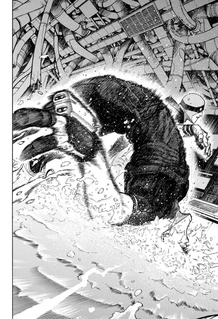 Tomura Shigaraki awakens from his coma in My Hero Academia Chapter 270