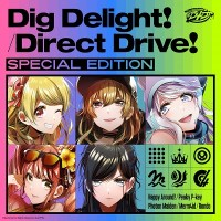 D4DJ - Direct Drive! (1st Album)