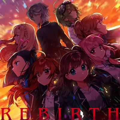 LiveRevolt - REBIRTH (1st Album)