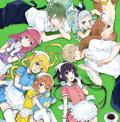 Blend S Bonus CD [Character Song+Drama Vol.6]
