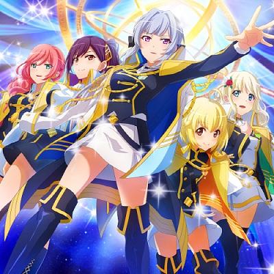 Shoujo☆Kageki Revue Starlight: Seekfelt Ongaku Gakuin / Platinum Forte (1st Single)