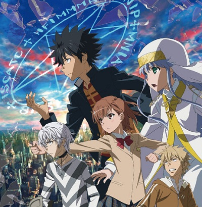Toaru Majutsu no Index III OP Single - Gravitation