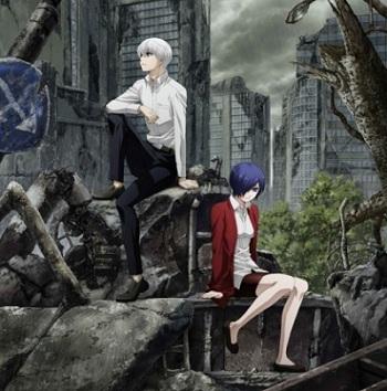 Tokyo Ghoul:re 2nd Season OP Single - katharsis