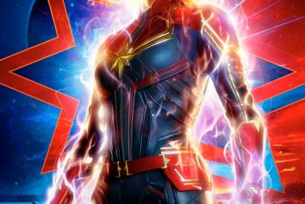 Captain Marvel Trailer 2 Drop