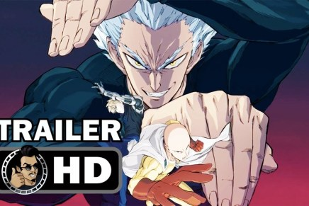 One Punch Season 2 – Trailers Drop!