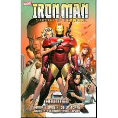 Iron Man Haunted