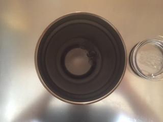 ワンデバ イエティタンブラー実験