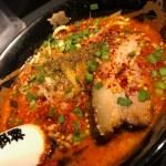 早めに出てランチを名古屋駅の鬼金棒で食べます。